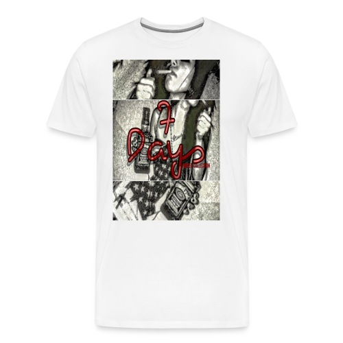 7 Days Jack tee - Men's Premium T-Shirt