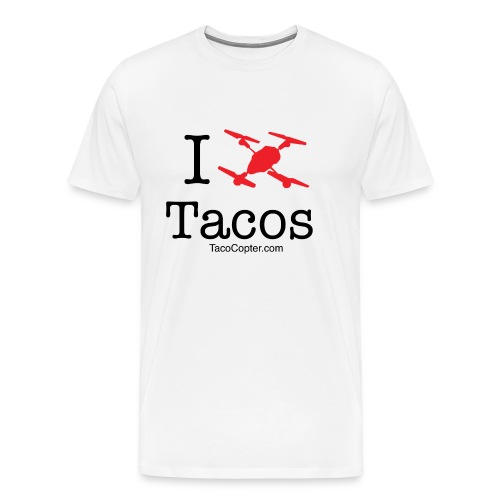 TacoCopter.com - Men's Premium T-Shirt