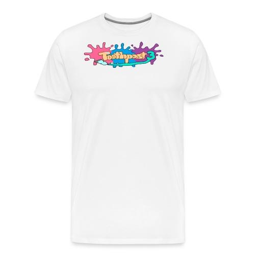 Toothpast3 Merch - Men's Premium T-Shirt