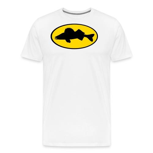 BadPickerel0 png - Men's Premium T-Shirt