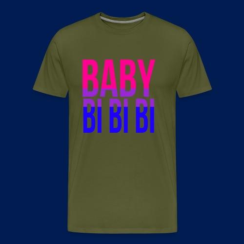 Baby Bi Bi Bi #1 - Men's Premium T-Shirt