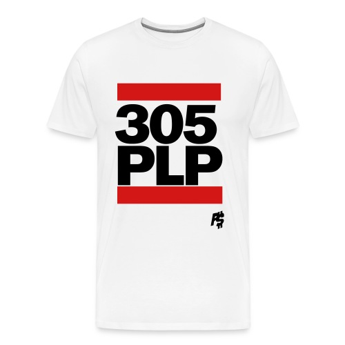 Black 305plp - Men's Premium T-Shirt