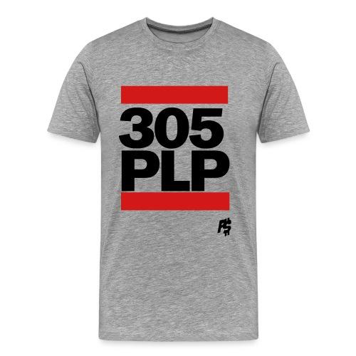 Black 305plp - Men's Premium T-Shirt