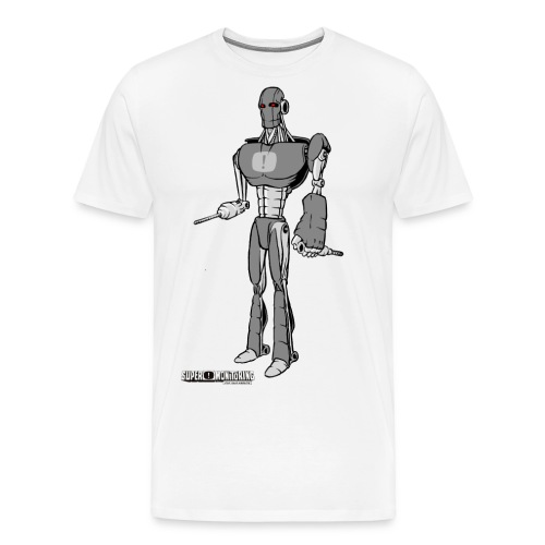 Superhero 8 - Men's Premium T-Shirt