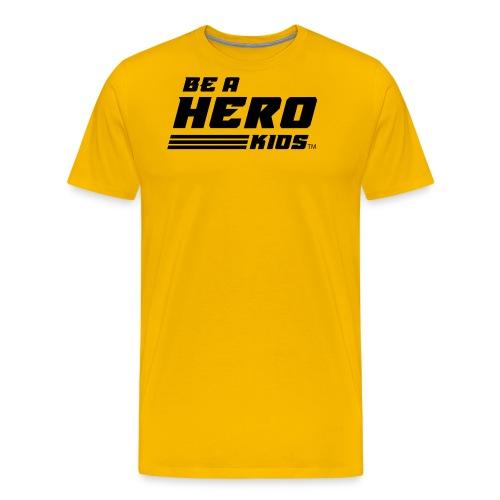 BHK secondary black TM - Men's Premium T-Shirt