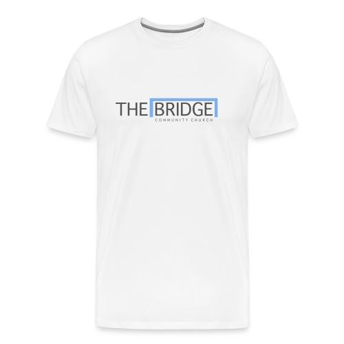 The Bridge Church logo - Men's Premium T-Shirt