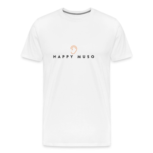 Happy Muso Official - Men's Premium T-Shirt