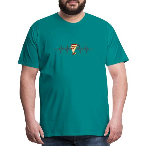 Pizza Lover - Men's Premium T-Shirt