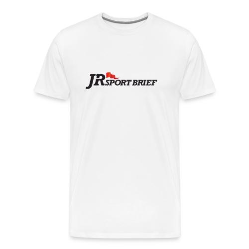 JRSportBrief - Men's Premium T-Shirt