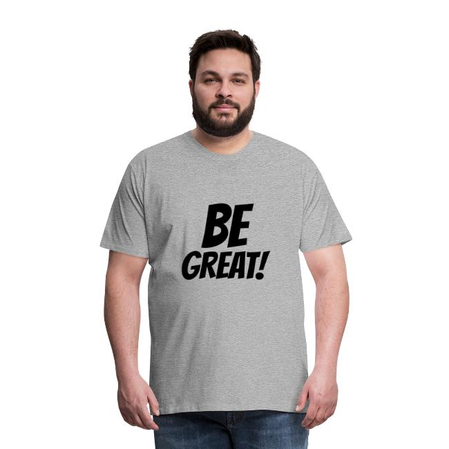 Be Great Black