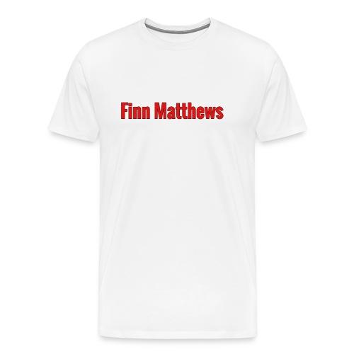 FM Logo - Men's Premium T-Shirt