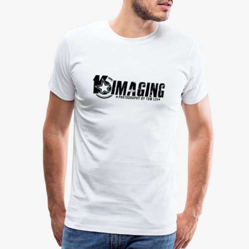 16IMAGING Horizontal Black - Men's Premium T-Shirt