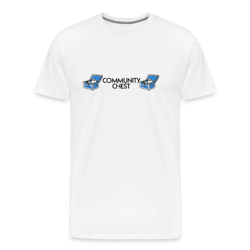 Community Chest - Men's Premium T-Shirt