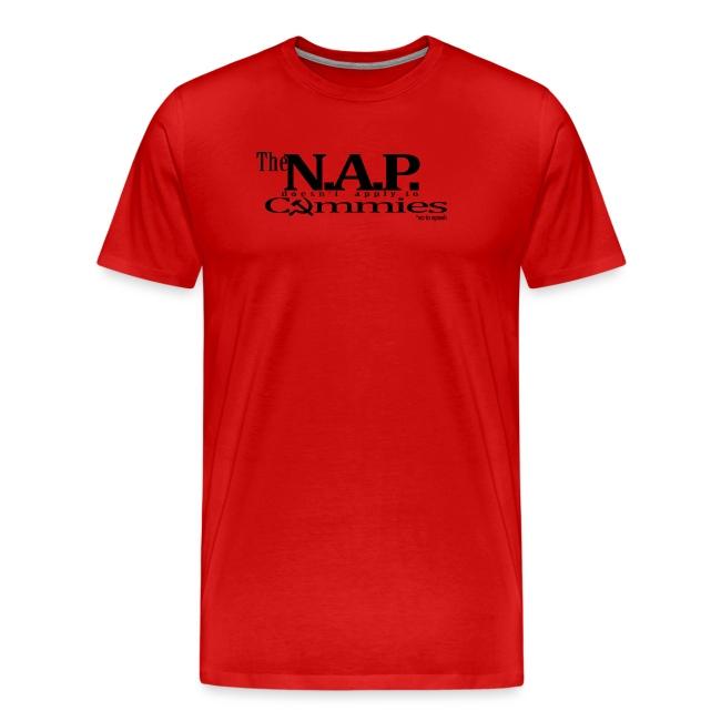 NAP so to speak black libertarian