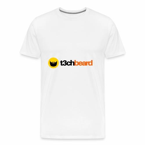 t3chBeard - Men's Premium T-Shirt