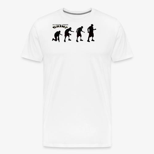 paleo logo - Men's Premium T-Shirt