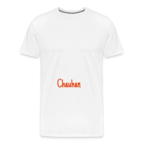 Chauhan - Men's Premium T-Shirt