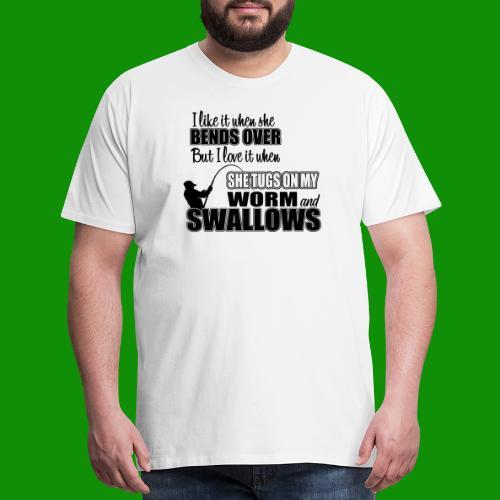 Worm & Swallows - Men's Premium T-Shirt