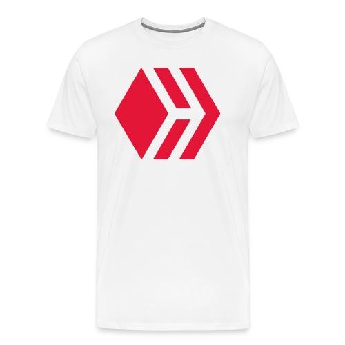 Hive logo - Men's Premium T-Shirt
