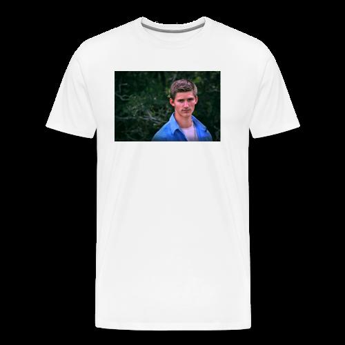 Sakari My Angle On It - Men's Premium T-Shirt