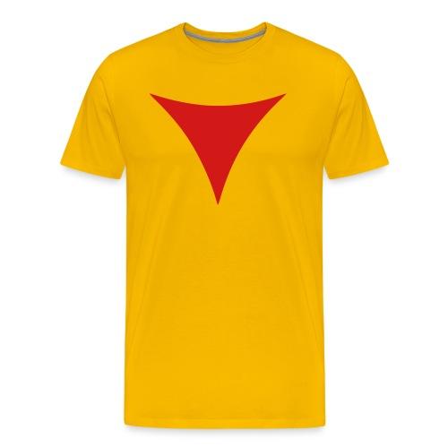 SWTOR Dark Side Points 1-Color - Men's Premium T-Shirt
