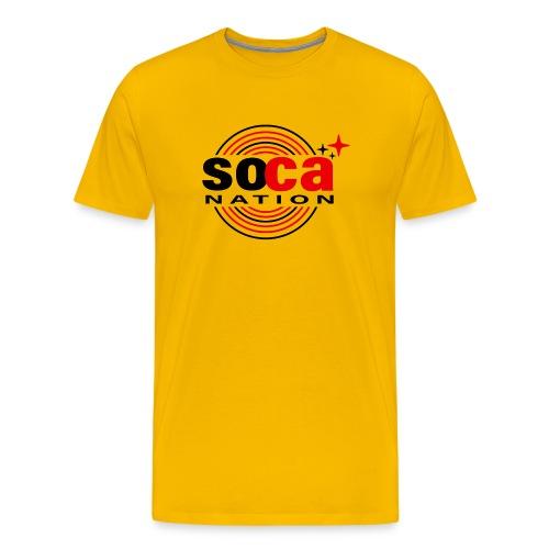 Soca Junction - Men's Premium T-Shirt