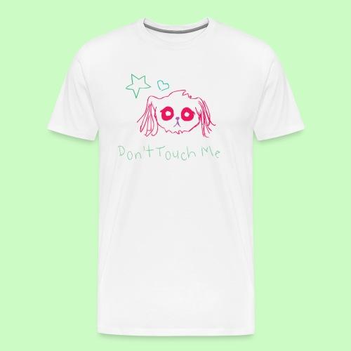 Don't Touch Me - Men's Premium T-Shirt