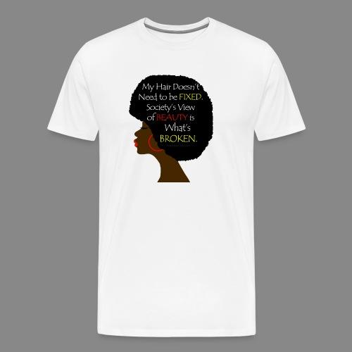 Beauty Perception - Men's Premium T-Shirt