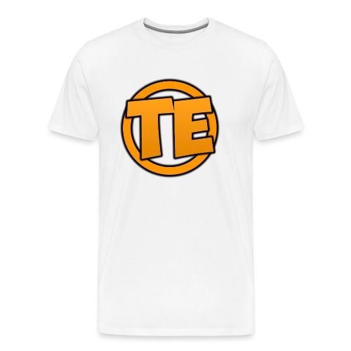 TechElement Logo Official - Men's Premium T-Shirt