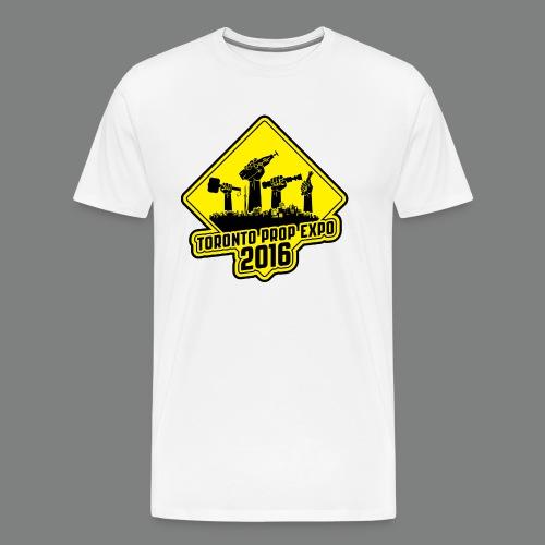 Prop Expo Sign w Year - Men's Premium T-Shirt