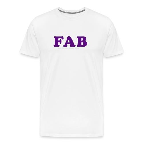 FAB Tank - Men's Premium T-Shirt