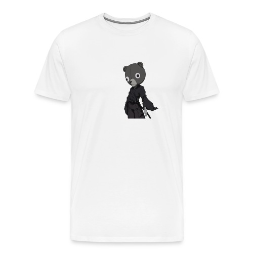 Jinnosuke Stand off pose - Men's Premium T-Shirt