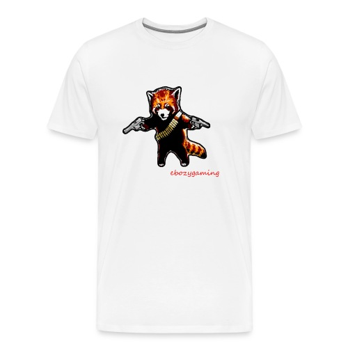 ebozygaming signature T-SHIRT - Men's Premium T-Shirt