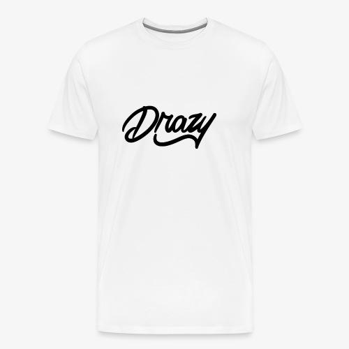 drazy signature - Men's Premium T-Shirt