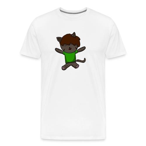 kitty ambuscade - Men's Premium T-Shirt
