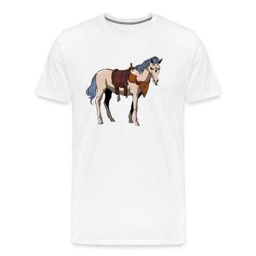 Useless the Horse png - Men's Premium T-Shirt