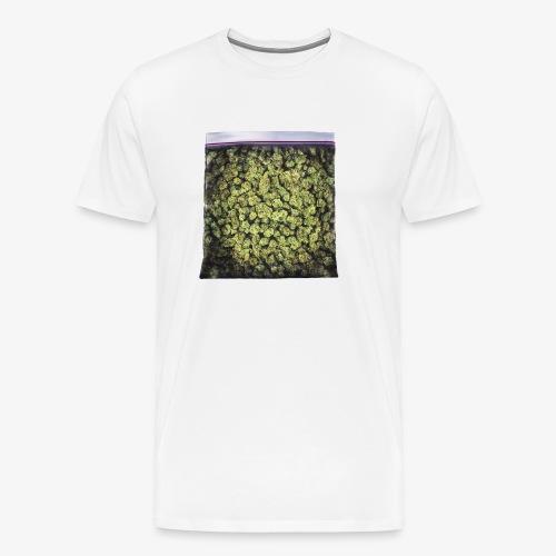 Marijuana Bagy - Men's Premium T-Shirt