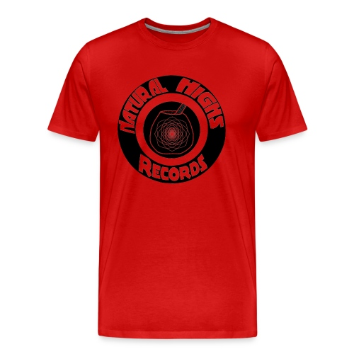 Natural Highs Records - Men's Premium T-Shirt