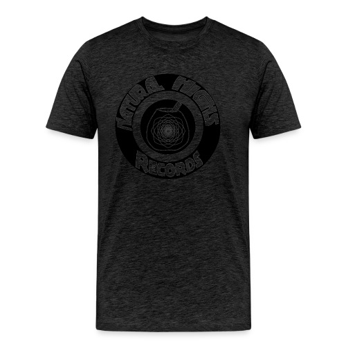 Natural Highs Records - Men's Premium T-Shirt