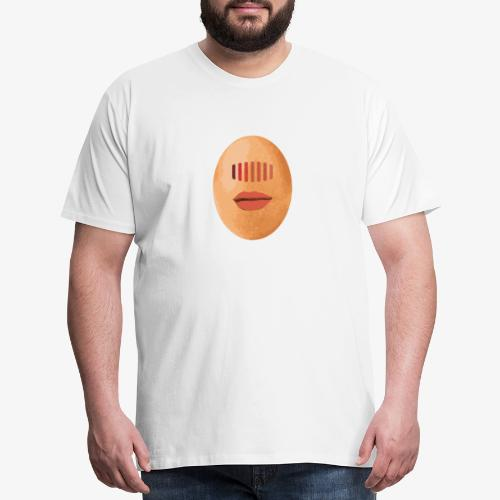 World Record Egg Gang World Record Insta Like Egg - Men's Premium T-Shirt