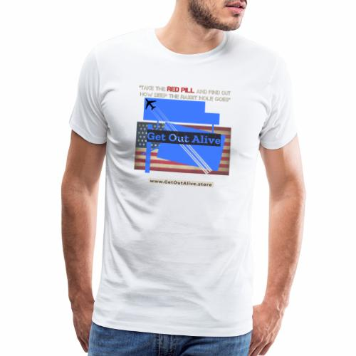 The Red Pill Store - Men's Premium T-Shirt