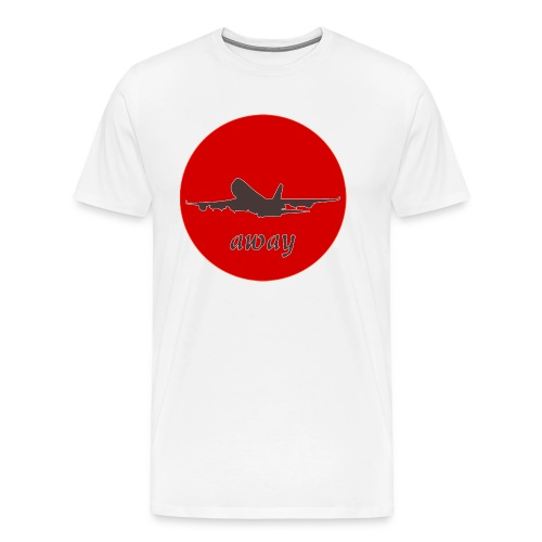 get away - Men's Premium T-Shirt