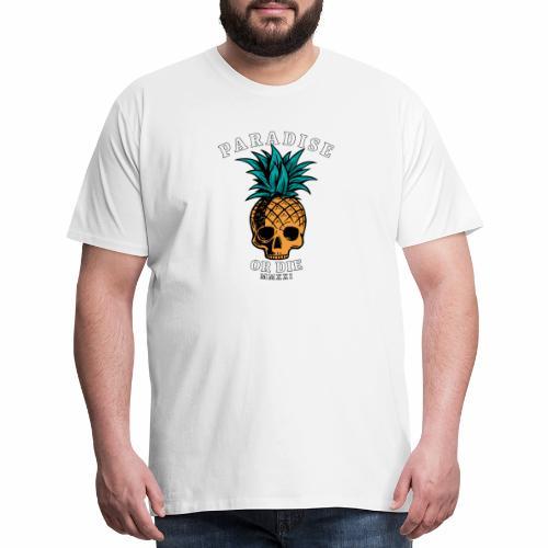 POD Pineapple - Men's Premium T-Shirt