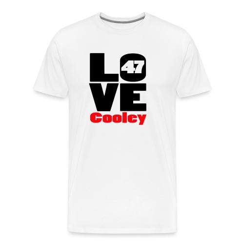 lovecooley - Men's Premium T-Shirt