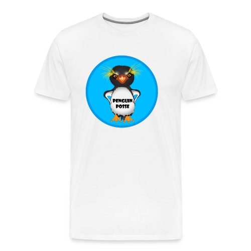 Penguin Posse Merch - Men's Premium T-Shirt