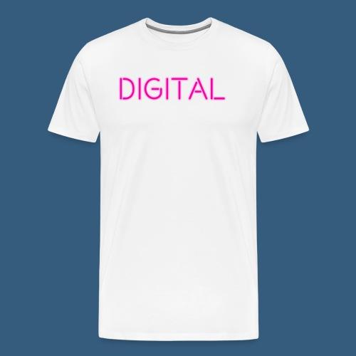 digital - Men's Premium T-Shirt