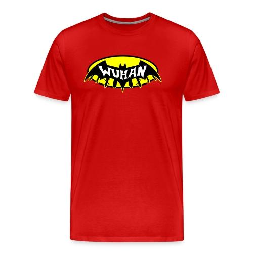 Gain Of Function Research Rises - Men's Premium T-Shirt
