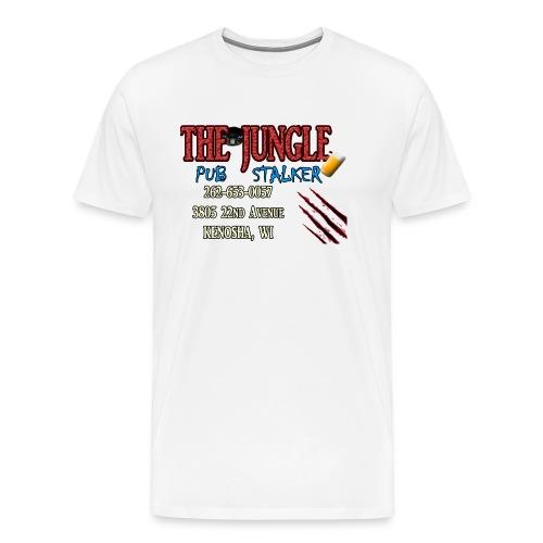 No Bar Jungle Stalker - Men's Premium T-Shirt