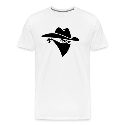 Bandit PNG Clipart v1 - Men's Premium T-Shirt