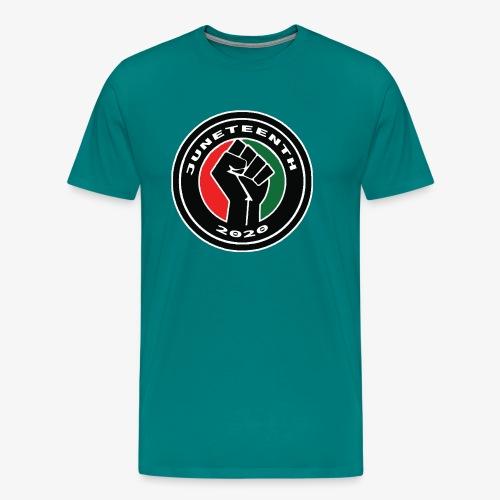 JUNETEENTH02 - Men's Premium T-Shirt